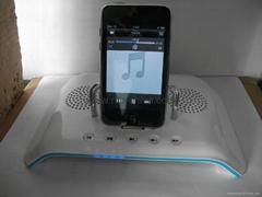 ipad 底座帶充電器音箱