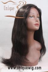 100% Brazilian remy lace wig