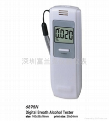 F8695便携呼吸式酒精测试仪