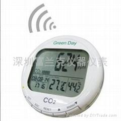 AZ7788 二氧化碳侦测计