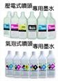 Water Dye (压电式喷