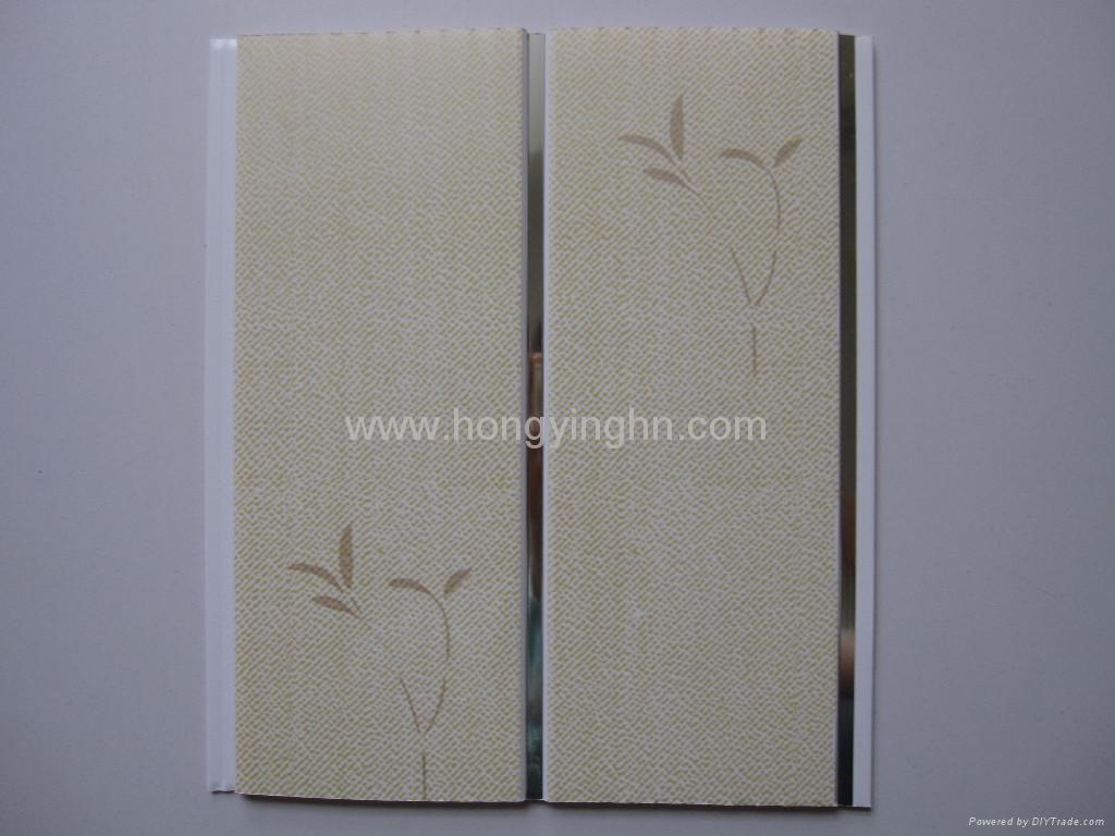 塑料扣板吊顶效果图; plastic panel - hy07 - hongying (china