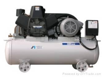 阿耐思特無油空壓機 1