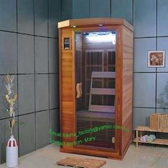 HJ-100ACR01---1 person sauna room