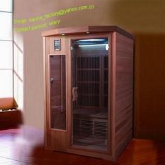 HJ-200ACR02----2 persons sauna room