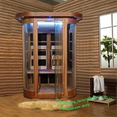 HJ-200ACR05----2 persons sauna room