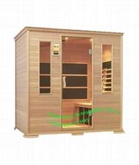 HJ-H401 sauna room