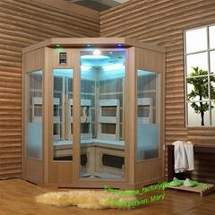HJ-400AHC01----4 persons sauna room
