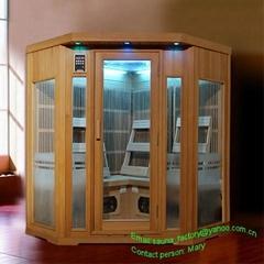 HJ-300AHC01----3 persons sauna room