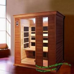 HJ-300ACR02----3 persons sauna room