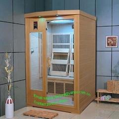 HJ-200AHR02----2 persons sauna room