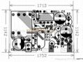 单面FR-1环氧树脂电器板