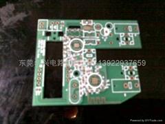 供应无线鼠标键盘电路板
