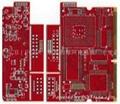 东莞双面化金HDI印制线路板