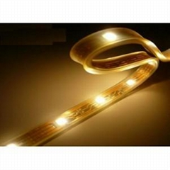 super flexible IP66 led rope/strip light