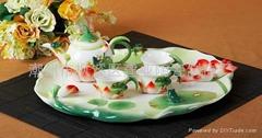 骨質瓷茶具