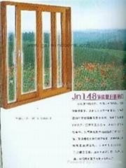JN148節能提升推拉門