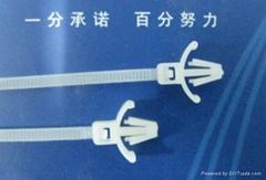 插销式飞机头尼龙扎带