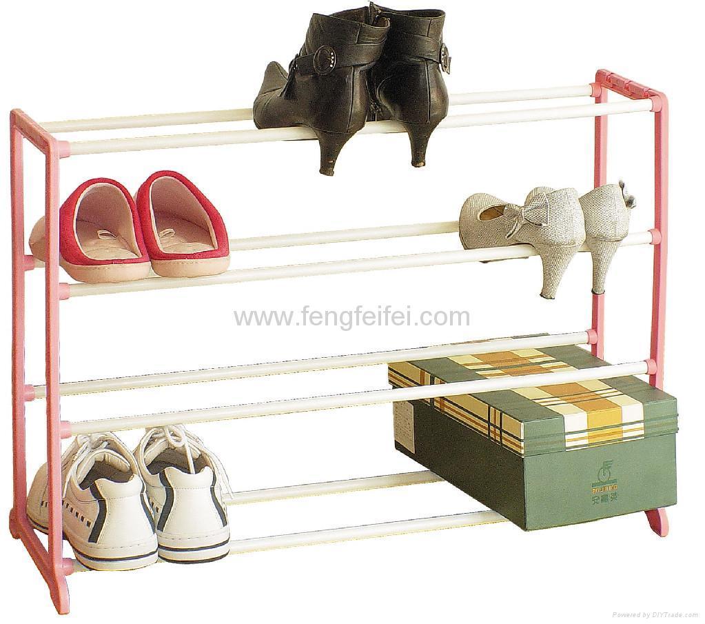 單層鞋架 1