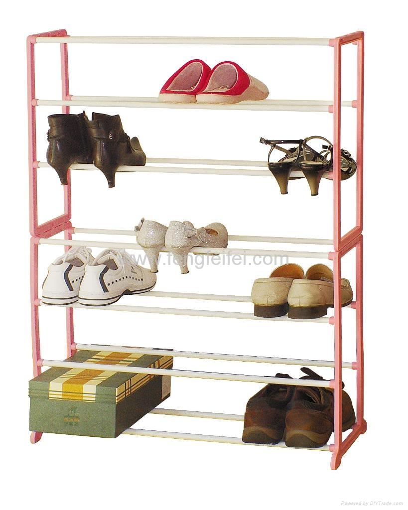 單層鞋架 5