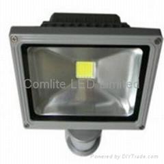 50W LED 感應氾光燈