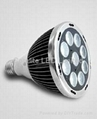 9W/12W Dimmable PAR30 LED lamp