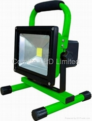 10W Portable LED floodlights