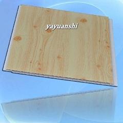 wooden designs of pvc panel