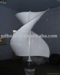 S type wind turbine