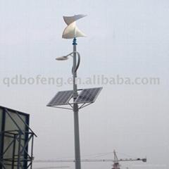 wind solar street lamp