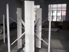 vertical axis wind generator