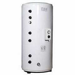 雙盤管換熱式承壓水箱(太陽能+