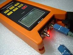 CY-160 光功率計加12KM紅光光源一體機