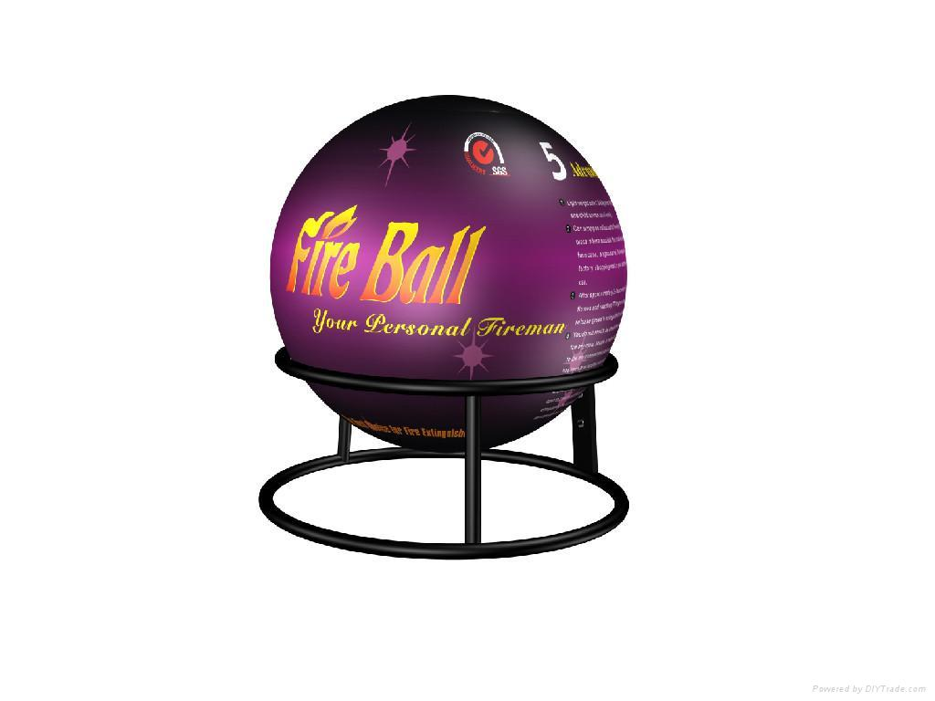 Auto Fire Extinguisher Ball Fb China Manufacturer