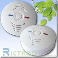 9V Battery Operated Photoelectric Smoke Detector RCS423