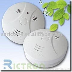 Smoke and Co Combination Detector RC420COM with 9V Battery Backup battery