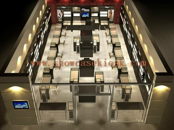 store shop showroom display case 3d design ck0091. Black Bedroom Furniture Sets. Home Design Ideas