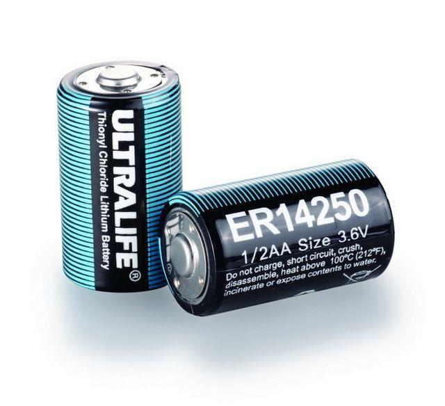 1/2 Aa Litio 3,6v a 2,30 € | Trovaprezzi.it > Pile e Batterie