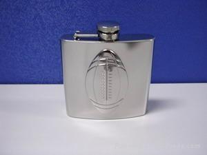 不锈钢酒壶 4