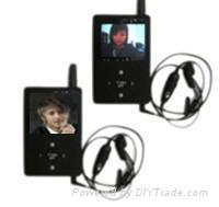 无线可视对讲机