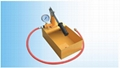 hydraulic testing pump