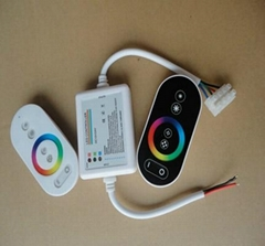 Wireless Touch RGB LED Controller