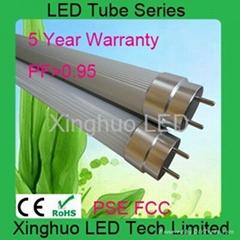 供应高亮T8 1,.2M高亮LED灯管