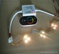 Wireless touching RGB LED controller 2