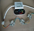 Wireless touching RGB LED controller 3