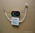 Wireless touching RGB LED controller 4