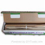 Household aluminium foil 1
