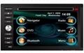 Car DVD GPS 2 Din fit Nissan ALTIM CUBE X-Trail Toyota 1