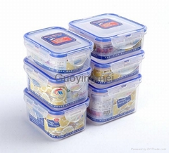 newly designed airtight food containers