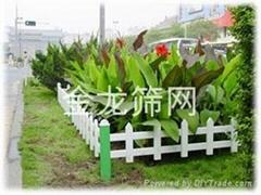 石家庄PVC草坪围栏